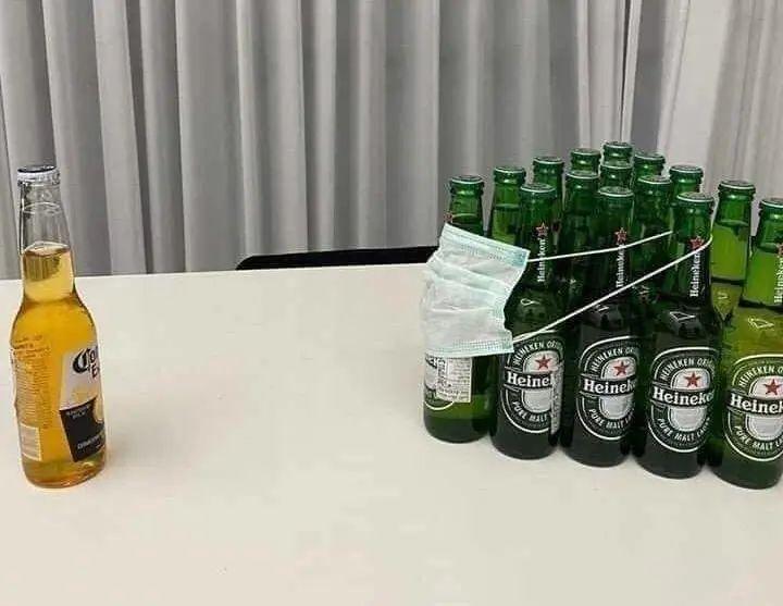 """啤酒新闻 """"新冠牌""""啤酒真倒霉:60天赔了20个亿"""