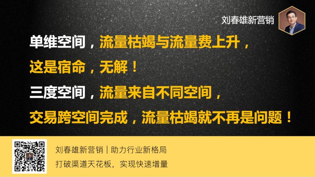 刘春雄,流量,精华 流量枯竭的宿命,到底能不能破解?